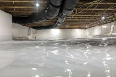 Crawl Space Encapsulation BoraFoam