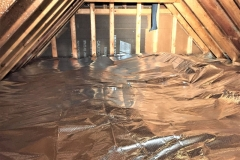Radiant BarrierCombo: Floor, Rafters, Interior and Exterior Walls