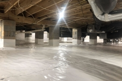 Crawl Space Encapsulation BoraFoam