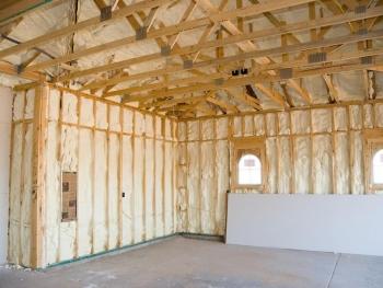 Fiberglass Insulation Project