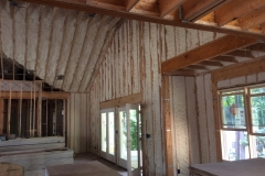 Spray Foam Insulation Project